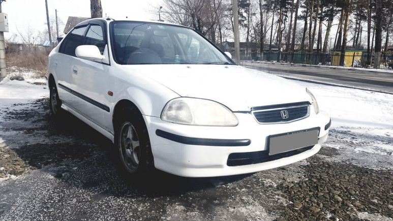 Honda Civic Ferio, 1996 год, 161 000 руб.