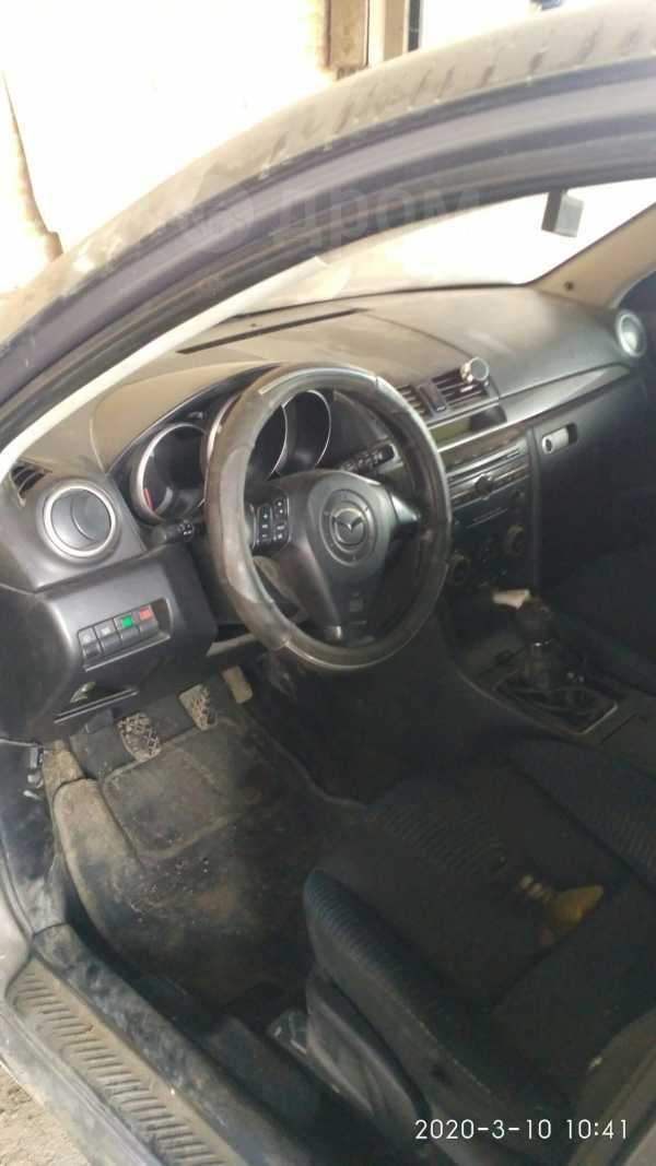 Mazda Mazda3, 2005 год, 130 000 руб.