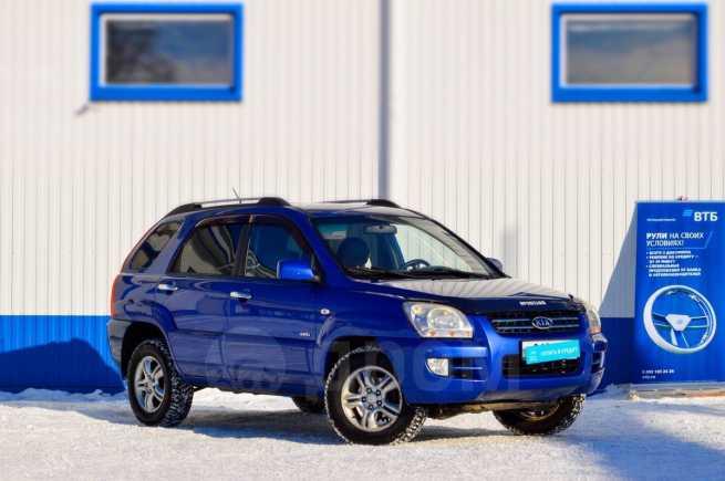 Kia Sportage, 2006 год, 569 000 руб.