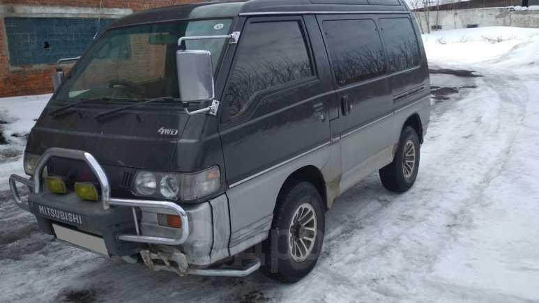 Mitsubishi Delica, 1992 год, 175 000 руб.