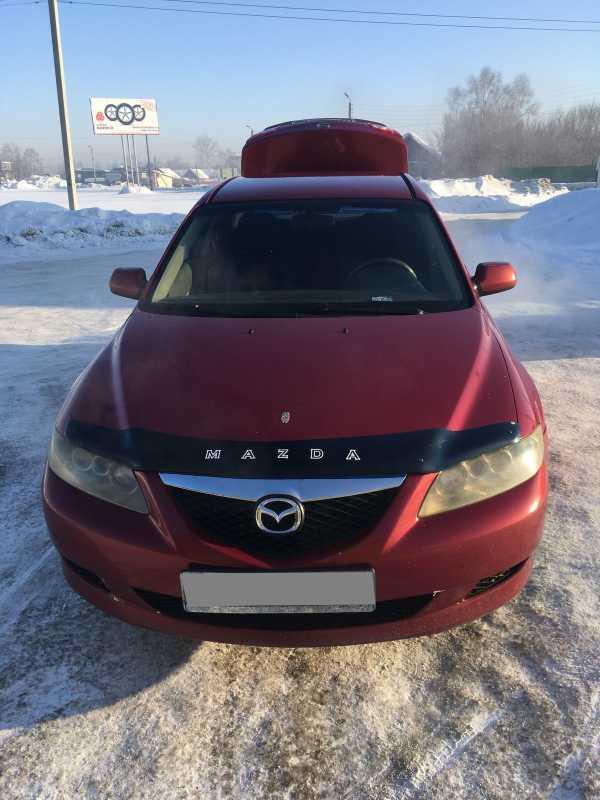 Mazda Mazda6, 2003 год, 300 000 руб.