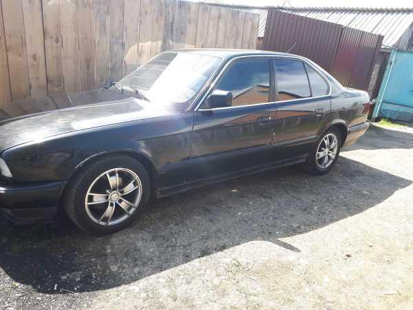 BMW 5-Series, 1989 год, 140 000 руб.