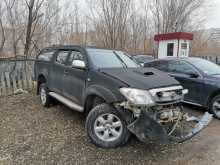 Тольятти Hilux Pick Up 2011