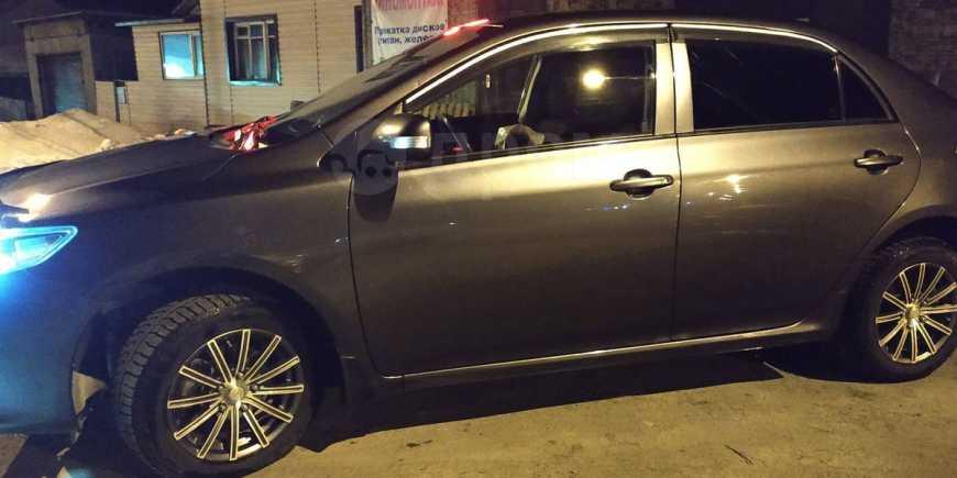 Toyota Corolla, 2012 год, 638 000 руб.