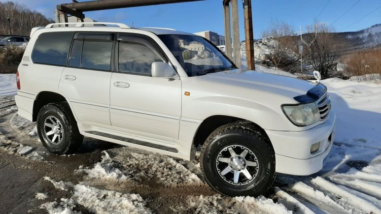 Toyota Land Cruiser, 2001 год, 1 200 000 руб.