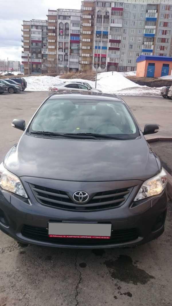 Toyota Corolla, 2010 год, 639 000 руб.