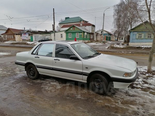 Mitsubishi Galant, 1990 год, 100 000 руб.
