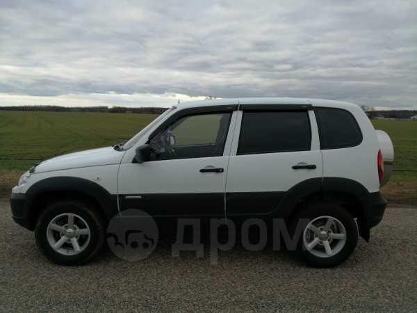 Chevrolet Niva, 2015 год, 385 000 руб.