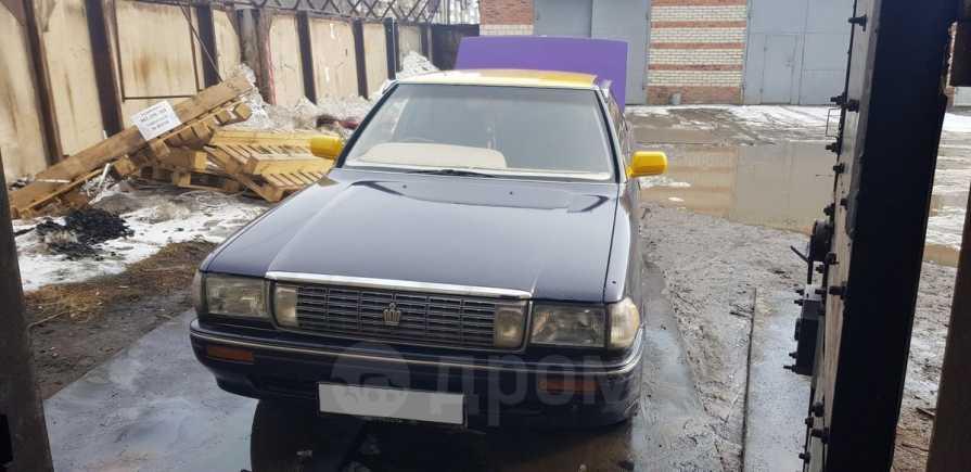 Toyota Crown, 1988 год, 120 000 руб.