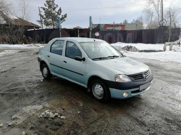 Renault Logan, 2007 год, 187 000 руб.