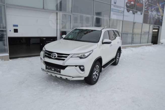 Toyota Fortuner, 2019 год, 3 300 000 руб.