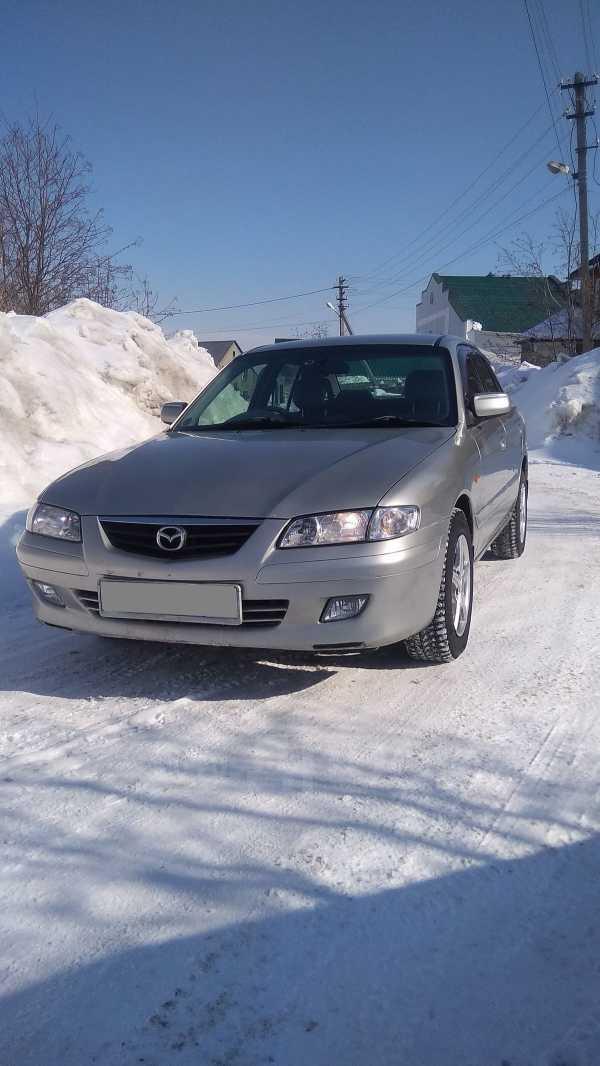 Mazda Capella, 2001 год, 197 000 руб.