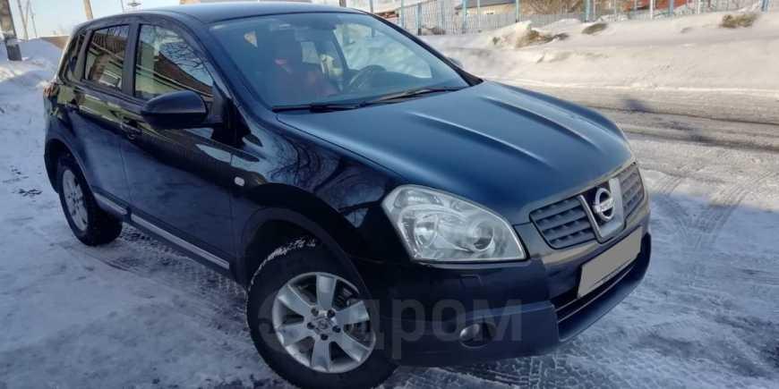 Nissan Qashqai, 2008 год, 553 000 руб.