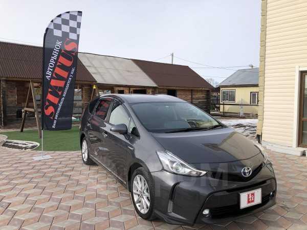 Toyota Prius a, 2015 год, 1 095 000 руб.