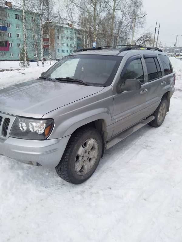 Jeep Grand Cherokee, 2001 год, 480 000 руб.