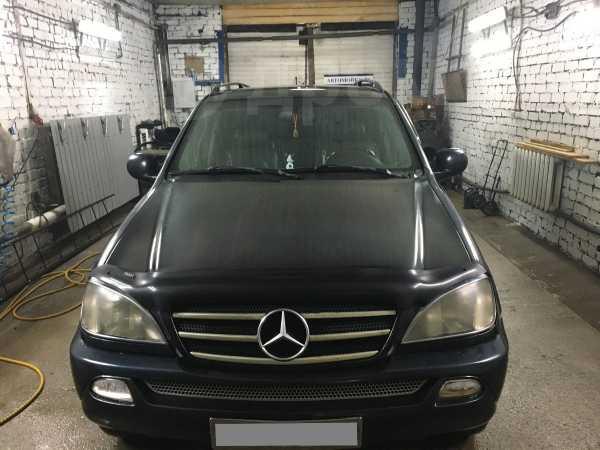 Mercedes-Benz M-Class, 1999 год, 270 000 руб.