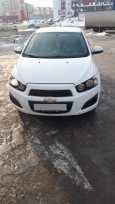 Chevrolet Aveo, 2012 год, 415 000 руб.