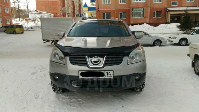 Nissan Qashqai, 2007 год, 550 000 руб.