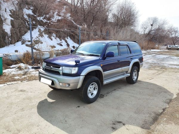 Toyota Hilux Surf, 2001 год, 800 000 руб.