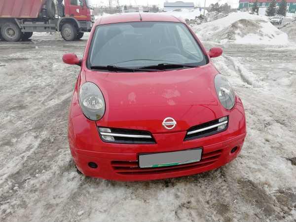 Nissan Micra, 2006 год, 315 000 руб.