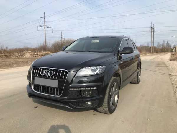 Audi Q7, 2010 год, 1 185 000 руб.