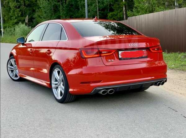 Audi S3, 2013 год, 1 700 000 руб.