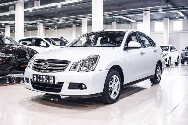 Nissan Almera, 2016 год, 565 001 руб.