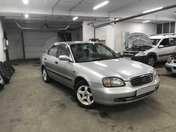 Suzuki Cultus, 1999 год, 137 500 руб.