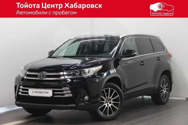 Toyota Highlander, 2017 год, 2 950 000 руб.