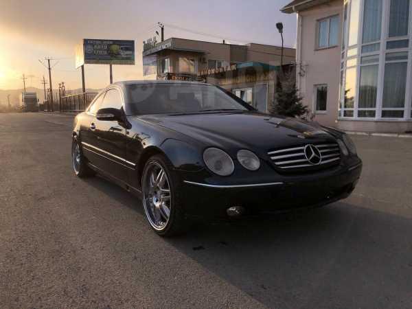 Mercedes-Benz CL-Class, 2000 год, 420 000 руб.