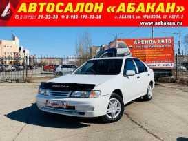 Абакан Nissan Pulsar 1998