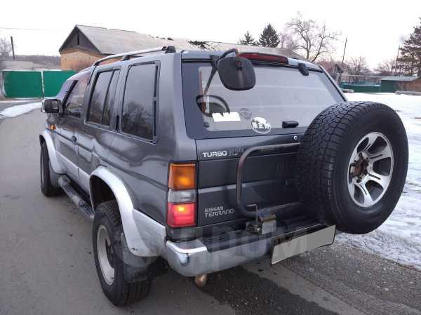 Nissan Terrano, 1995 год, 305 000 руб.