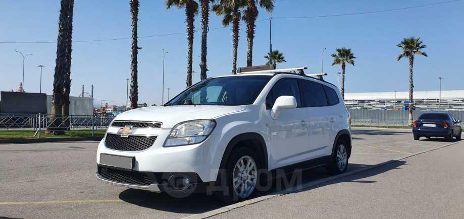 Chevrolet Orlando, 2013 год, 570 000 руб.