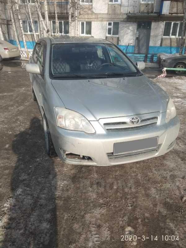 Toyota Corolla, 2006 год, 349 999 руб.