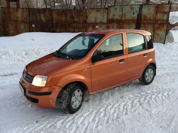 Fiat Panda, 2008 год, 240 000 руб.