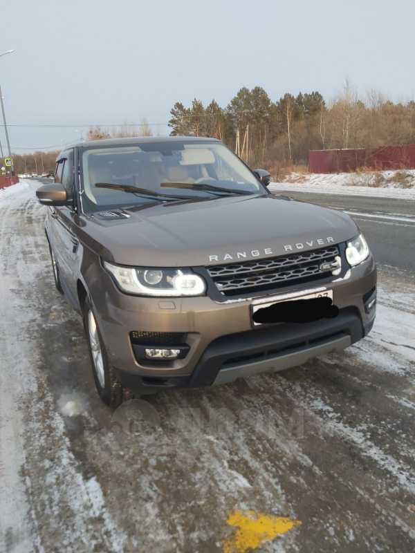 Land Rover Range Rover Sport, 2014 год, 3 200 000 руб.