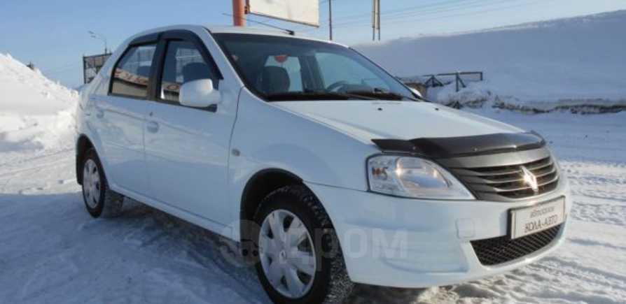 Renault Logan, 2012 год, 260 000 руб.