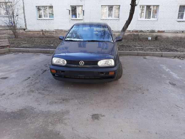 Volkswagen Golf, 1993 год, 85 000 руб.