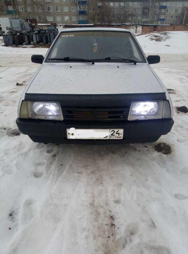 Лада 21099, 2003 год, 125 000 руб.