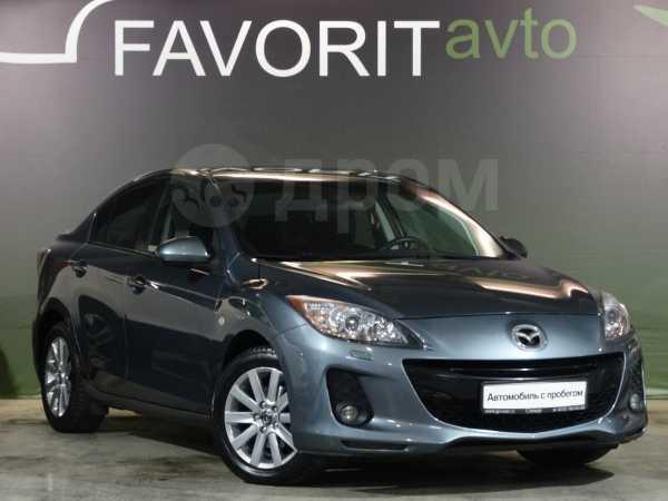 Mazda Mazda3, 2012 год, 589 000 руб.
