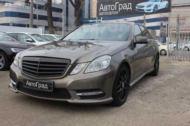 Mercedes-Benz E-Class, 2012 год, 850 000 руб.