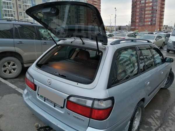 Mazda Capella, 1997 год, 160 000 руб.