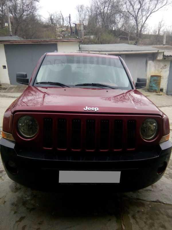 Jeep Patriot, 2008 год, 480 000 руб.
