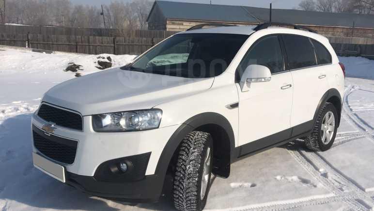 Chevrolet Captiva, 2014 год, 950 000 руб.