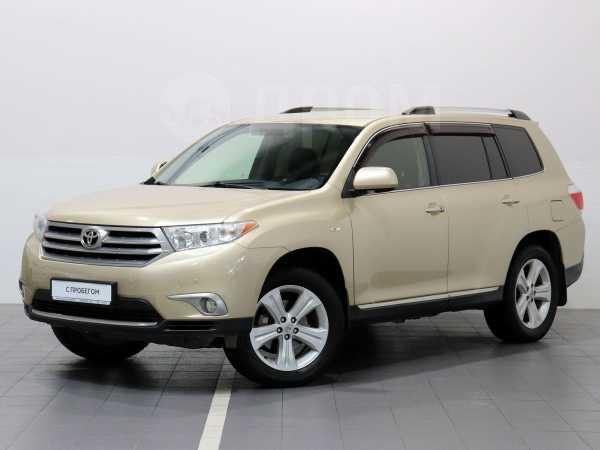 Toyota Highlander, 2012 год, 1 660 000 руб.