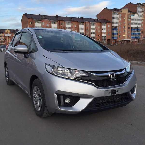 Honda Fit, 2016 год, 665 000 руб.