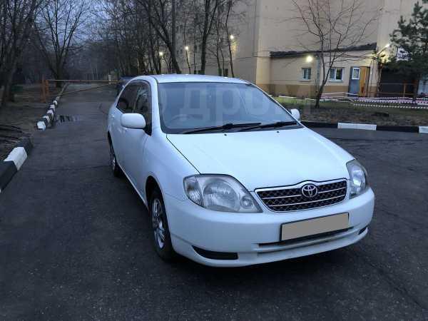 Toyota Corolla, 2001 год, 220 000 руб.