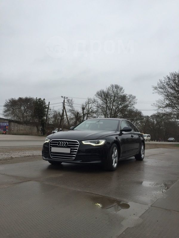 Audi A6, 2013 год, 800 000 руб.