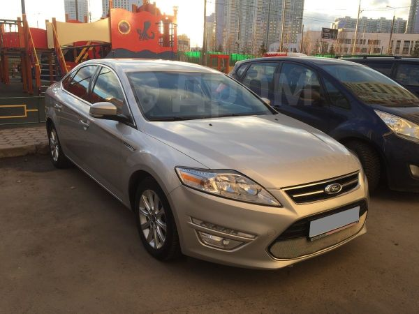 Ford Mondeo, 2010 год, 455 000 руб.