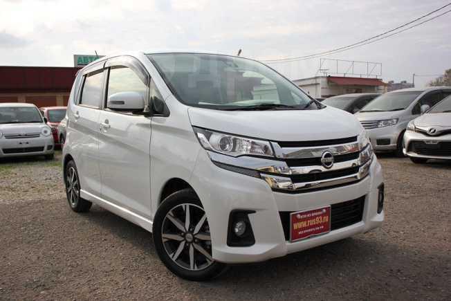 Nissan DAYZ, 2016 год, 520 000 руб.